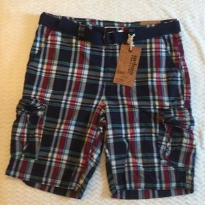 NWT URBAN PIPELINE Cargo shorts size 36